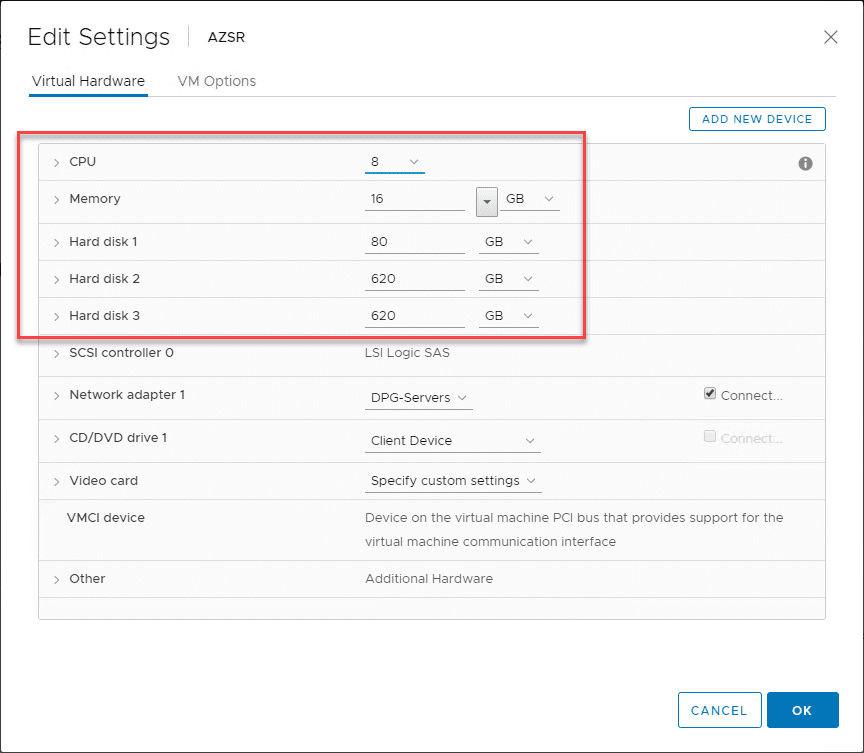 Configure Azure Site Recovery Configuration Server for
