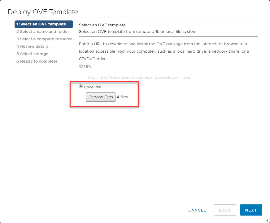 Choose-the-files-contained-in-the-StarWind-VSAN-for-vSphere-download StarWind VSAN for vSphere Virtual Appliances