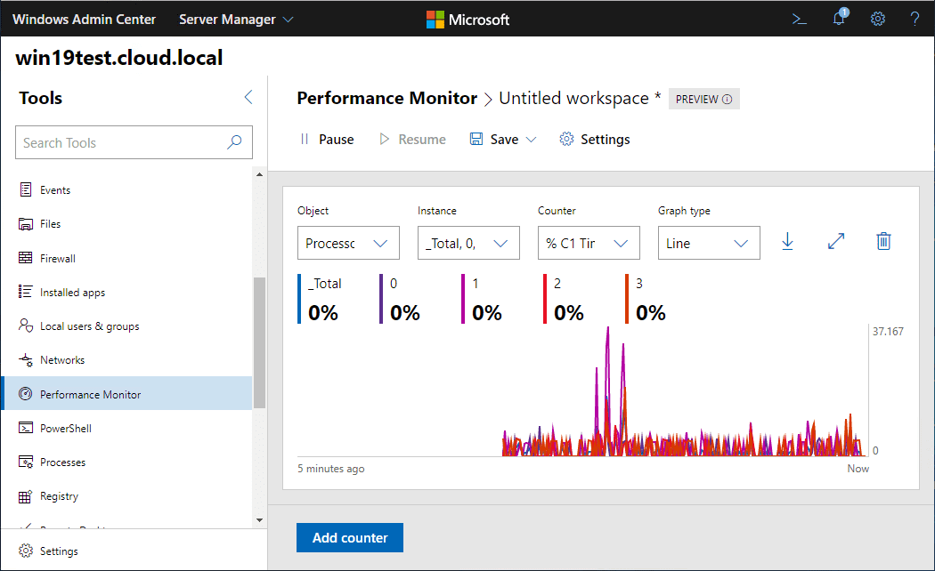 New-Performance-Monitor-found-in-Windows-Admin-Center-1910 New Performance Monitor released in Windows Admin Center