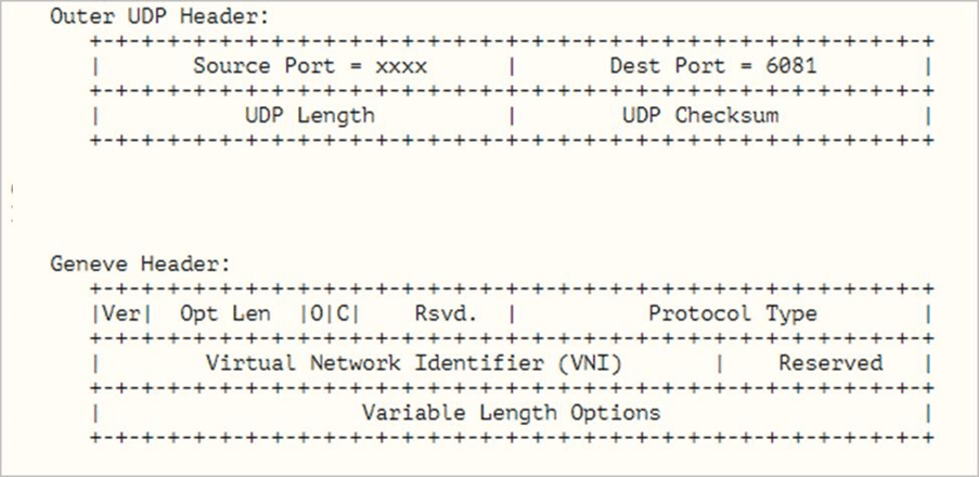 Geneve-network-encapsulation-used-by-NSX-T NSX-T vs NSX-V Differences and Similarities