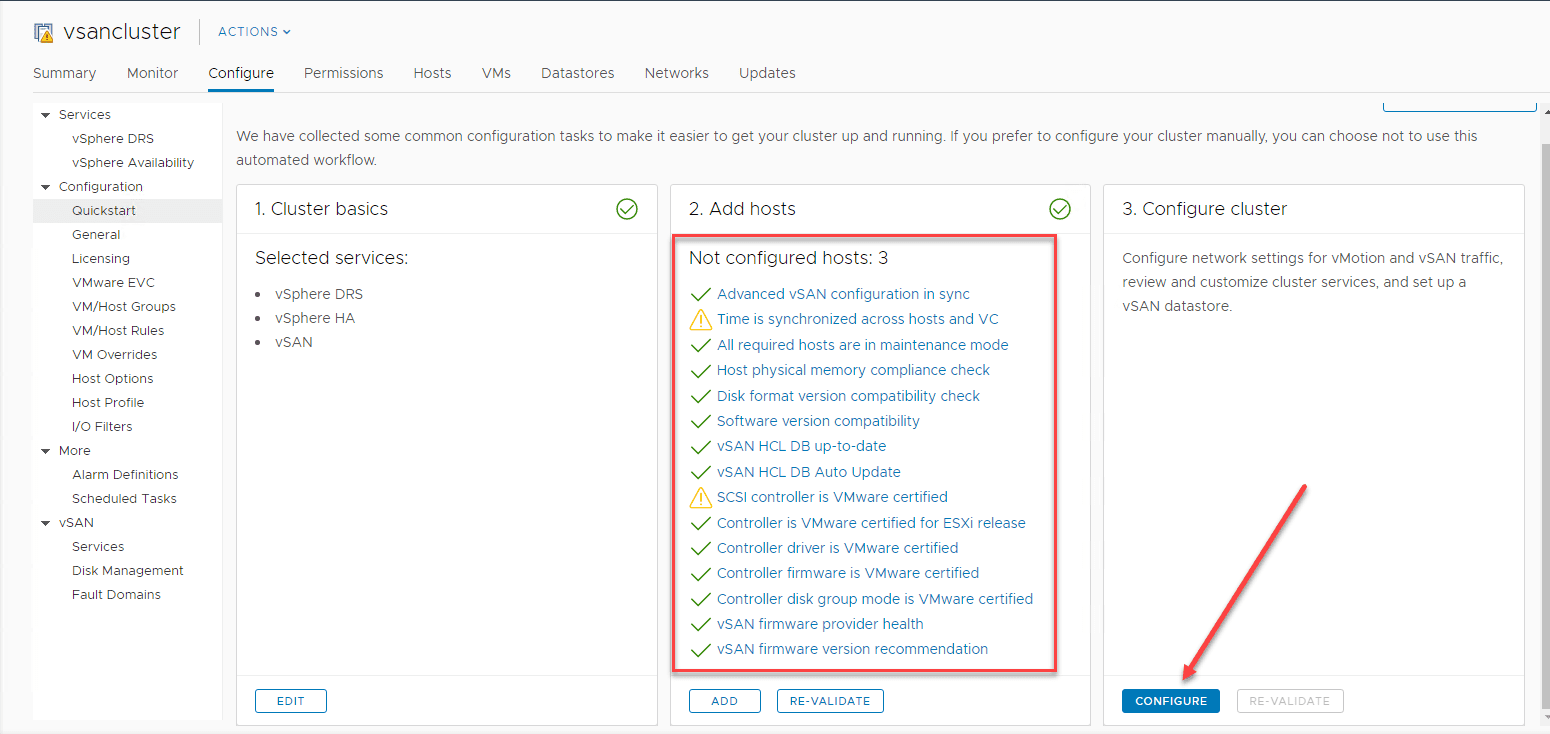 Hosts-are-checked-and-validated-and-you-are-ready-for-Step-3-to-Configure-the-vSAN-cluster How to Install VMware vSAN