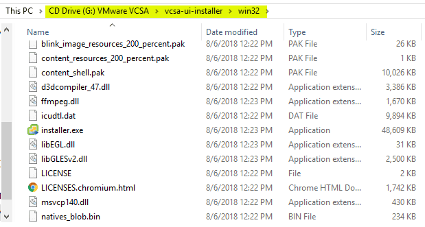 Run-the-VCSA-6.7-installer-via-the-mounted-ISO-downloaded-from-VMware Upgrade vSphere 6.0 to 6.7 - vCenter Server VCSA