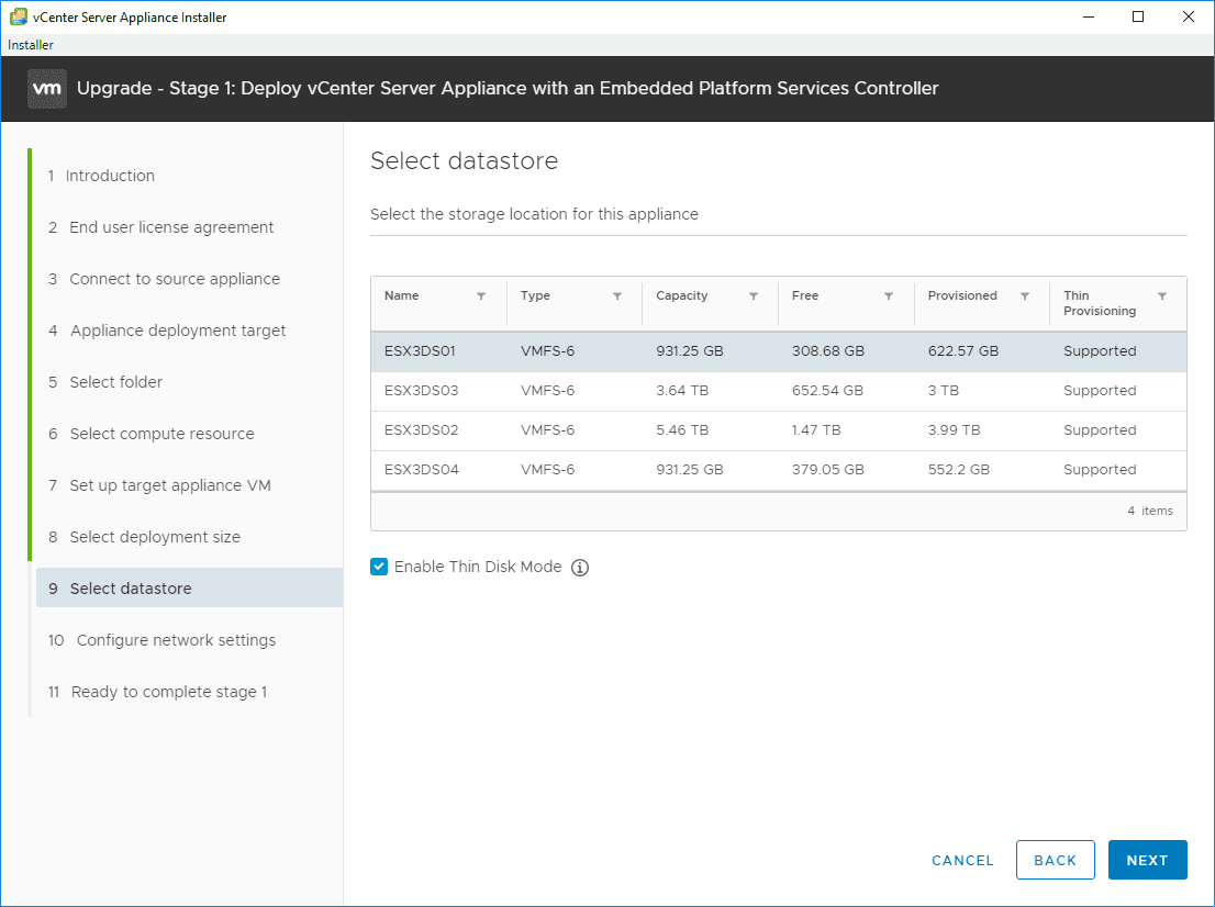 Select-deployment-datastore-for-the-VCSA-6.7-appliance