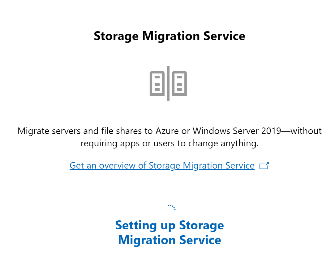 Storage-Migration-Service-setup-begins-installing-the-required-Windows-services Migrate Windows Server 2008 R2 to 2019 with Storage Migration