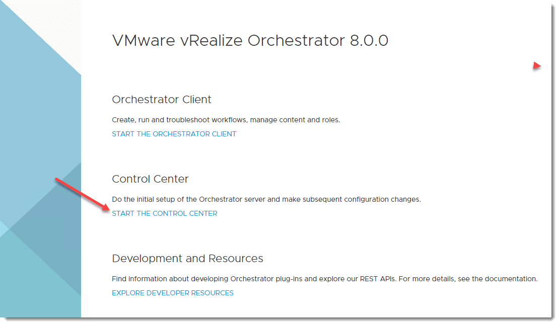 Continuing-to-configure-the-vRealize-Orchestrator-8.0-appliance vRealize Orchestrator 8.0 Download Install and Configuration