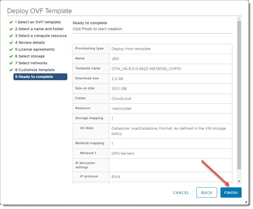 Finish-the-OVA-deployment-wizard-for-vRealize-Orchestrator-8.0 vRealize Orchestrator 8.0 Download Install and Configuration