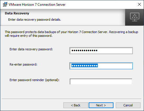Configure-a-data-recovery-password-during-the-installation