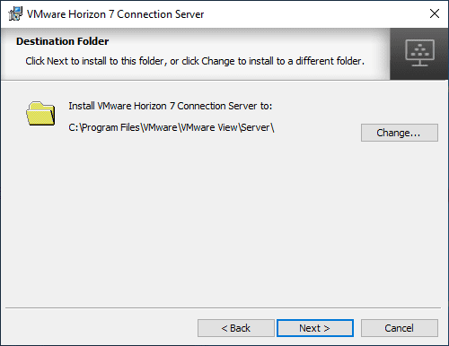 Select-the-installation-directory-for-Horizon-Connection-Server-7.11