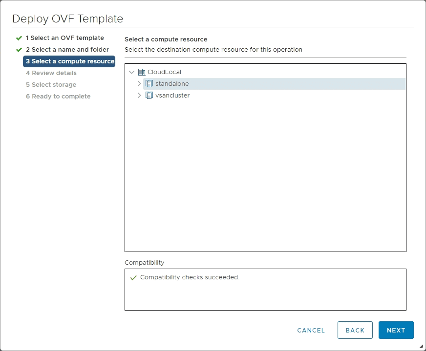 Select-a-compute-resource-in-your-vSphere-environment-for-the-NSX-T-3.0-Manager-appliance-1 VMware NSX-T 3.0 Manager Installation Configuration and Error