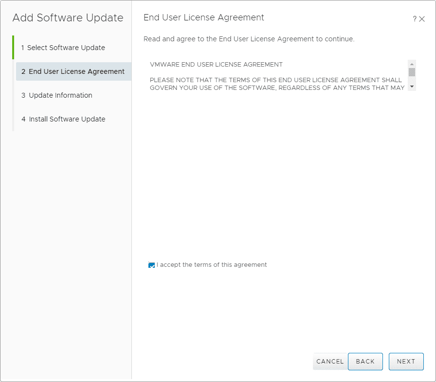 Accept-the-EULA-for-the-vRealize-Operations-8.1-upgrade VMware vRealize Operations 8.1 New Features and Upgrade Process