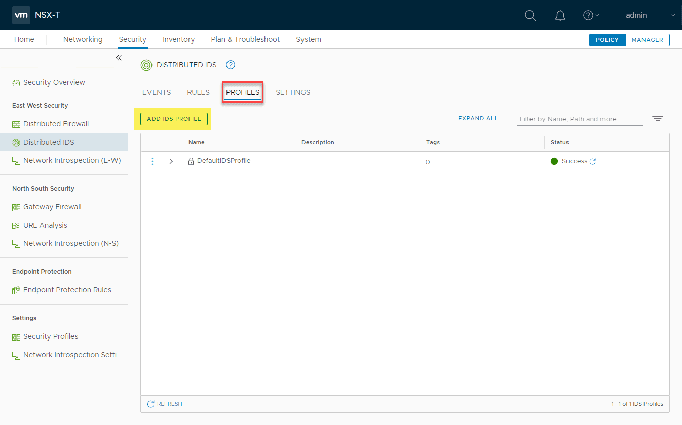 Adding-an-NSX-T-3.0-distributed-IDS-profile