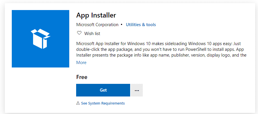 Installing-New-Windows-Package-Manager-Winget-in-Windows-10 Installing New Windows Package Manager Winget in Windows 10