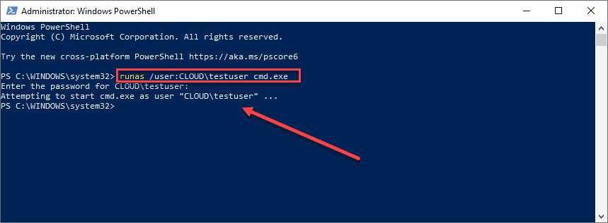 Test-permissions-of-another-user-to-a-folder-or-file-using-runas Test Permissions of Another User to a Folder or File