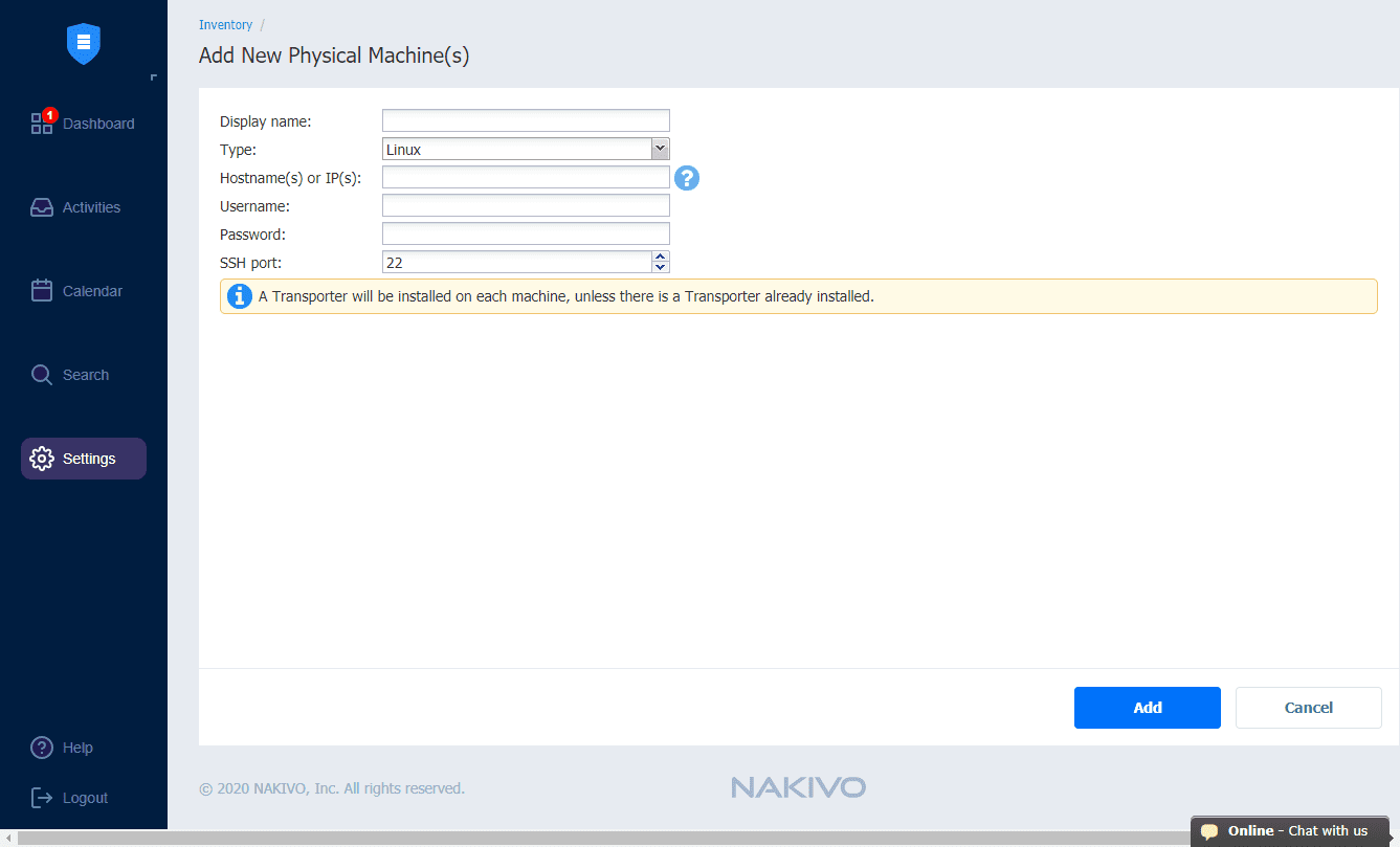 Physical-Linux-workstation-backups-are-now-supported-in-NAKIVO-Backup-and-Replication-v10 NAKIVO Backup and Replication v10 GA Download and Update