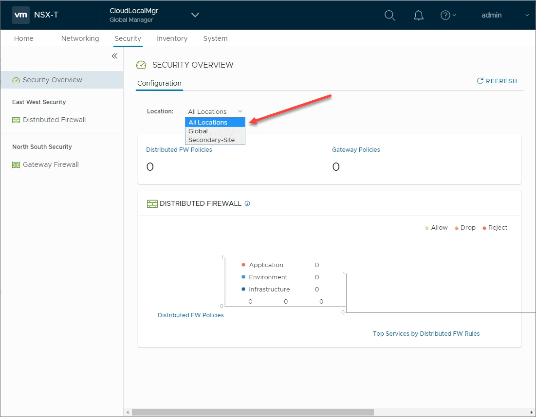 Security-configuration-now-shows-all-locations-or-individually-selected-sites VMware NSX-T Global Manager Appliance Install