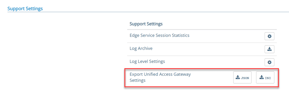 Export-your-Unified-Access-Gateway-Settings VMware Unified Access Gateway UAG 3.10 Upgrade