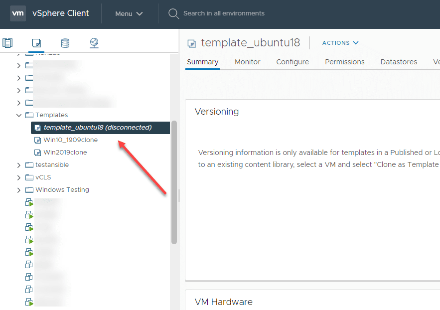 Manually-Remove-disconnected-vSphere-template-from-vCenter Manually Remove disconnected vSphere template from vCenter