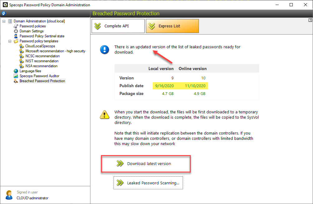 Breached-password-protection-express How to protect your passwords after breaches