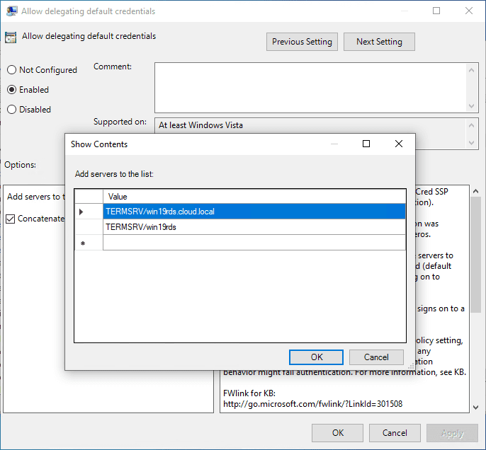 Configure-the-list-of-servers-for-SSO