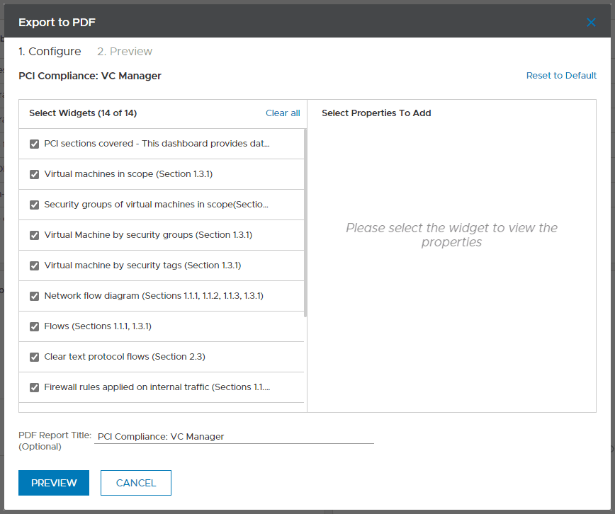 Export-PCI-reports-using-the-vRealize-Network-Insight-assessment-capabilities