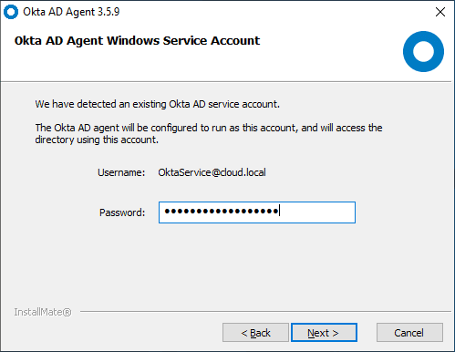 Configure-a-password-for-the-OKTA-AD-Agent-service-account