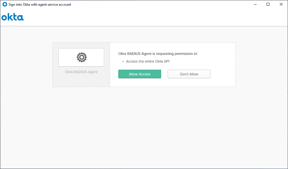 Grant-access-to-the-OKTA-RADIUS-Agent