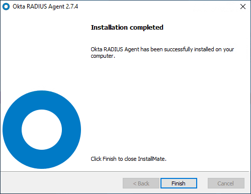 Installation-of-the-OKTA-RADIUS-Agent-completes