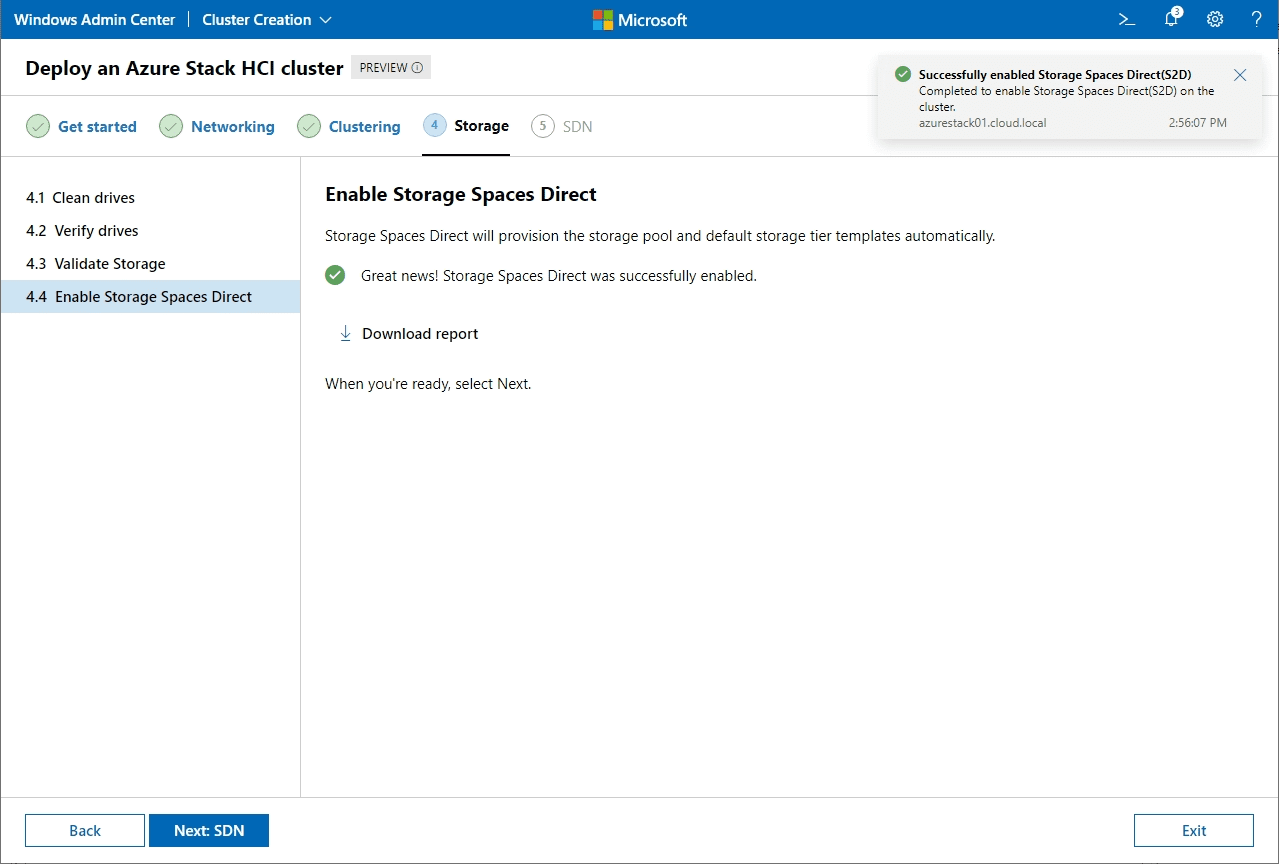 Storage-spaces-direct-is-successfully-enabled-in-the-Azure-Stack-HCI-cluster-1